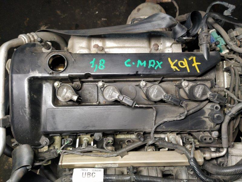 Клапанная крышка Ford C-Max 2007-2010 ХЭТЧБЕК 1.8L DURATEC/QQDB 2009 (б/у)