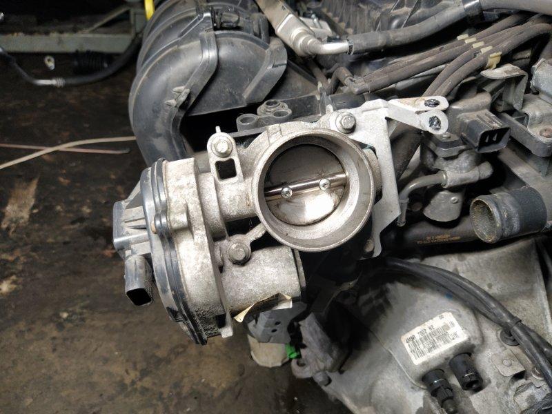 Дроссельная заслонка Ford C-Max 2007-2010 ХЭТЧБЕК 1.8L DURATEC/QQDB 2009 (б/у)