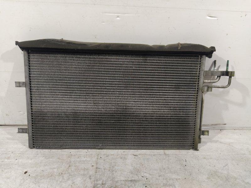 Радиатор кондиционера (конденсер) Ford C-Max 2007-2010 ХЭТЧБЕК 1.8L DURATEC/QQDB 2009 (б/у)