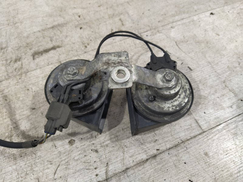Сигнал звуковой Ford C-Max 2007-2010 ХЭТЧБЕК 1.8L DURATEC/QQDB 2009 (б/у)