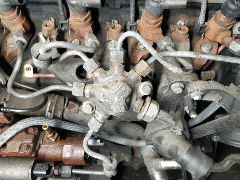Топливная рампа Ford Focus 2 2008-2011 ХЭТЧБЕК 1.8 TDCI/KKDA 2008 (б/у)