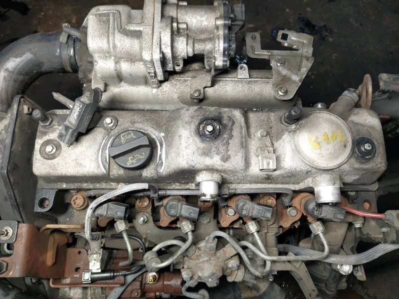 Клапанная крышка Ford Focus 2 2008-2011 ХЭТЧБЕК 1.8 TDCI/KKDA 2008 (б/у)