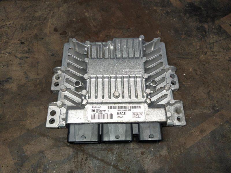 Блок управления двигателем Ford Focus 2 2008-2011 ХЭТЧБЕК 1.8 TDCI/KKDA 2008 (б/у)
