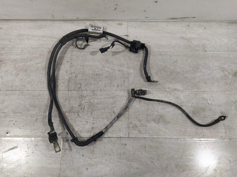 Проводка аккумулятора Ford Focus 2 2008-2011 ХЭТЧБЕК 1.8 TDCI/KKDA 2008 (б/у)