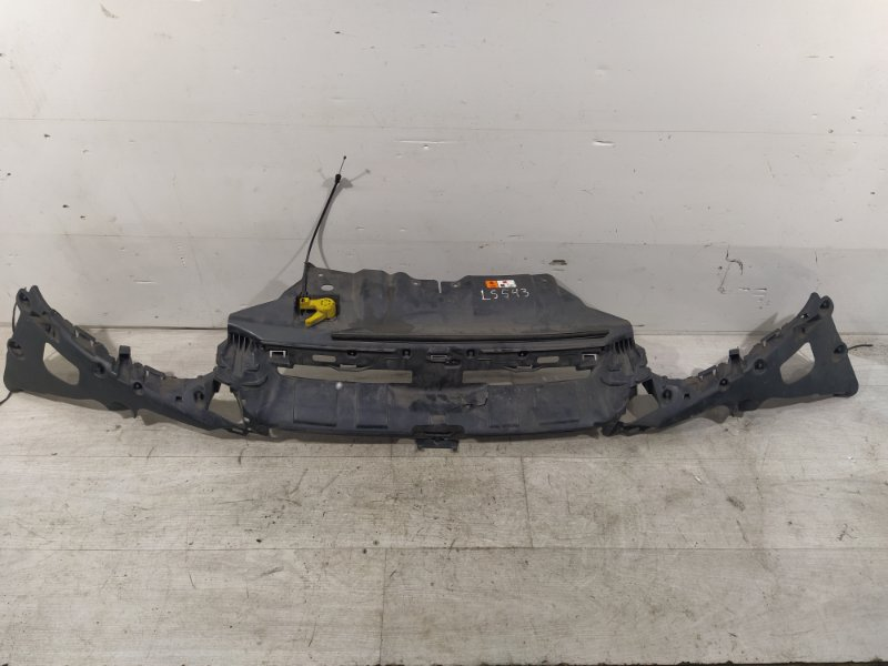 Усилитель переднего бампера Ford Focus 3 (2011>) УНИВЕРСАЛ 1.6L DURATEC/PNDA 2011 верхний (б/у)