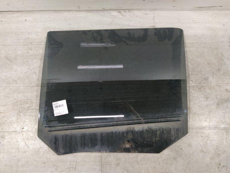 Стекло двери задней левой Ford Explorer (2011-) (б/у)
