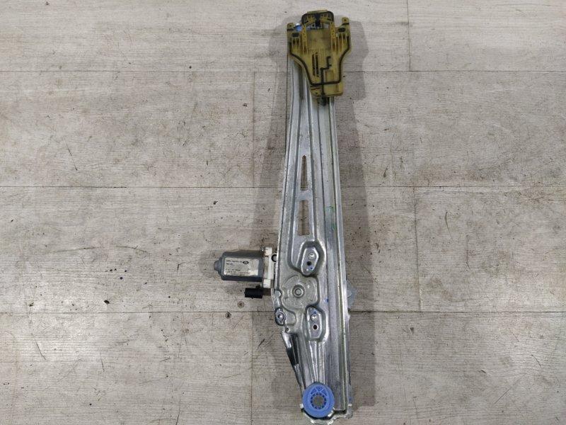Стеклоподъёмник задний левый Ford Explorer (2011-) (б/у)
