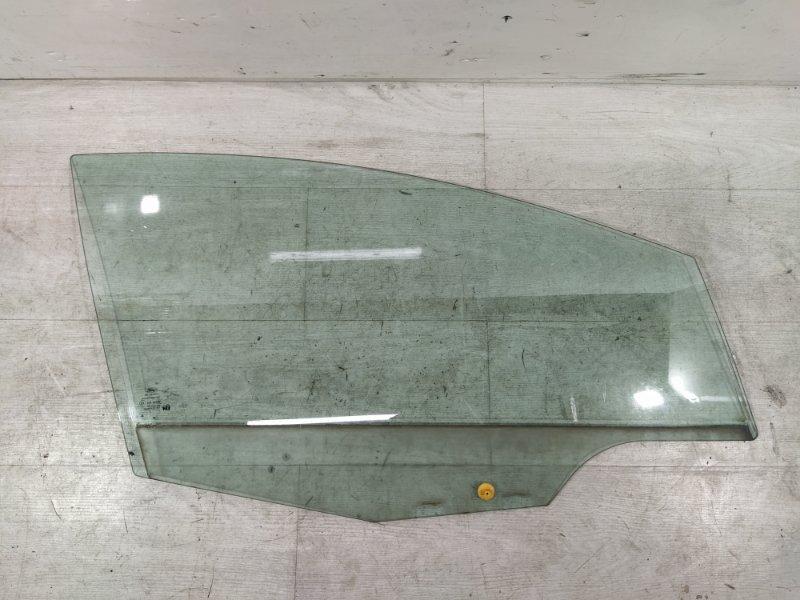 Стекло двери передней правой Ford Fiesta (2008-2012) 5-ДВЕРЕЙ (б/у)