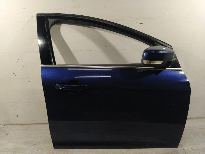 Дверь передняя правая Ford Focus 3 (2011>) УНИВЕРСАЛ 1.6L DURATEC/PNDA 2011 (б/у)