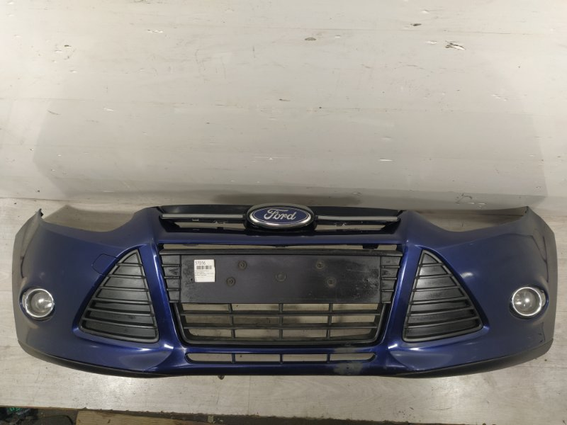 Бампер передний Ford Focus 3 (2011>) УНИВЕРСАЛ 1.6L DURATEC/PNDA 2011 (б/у)