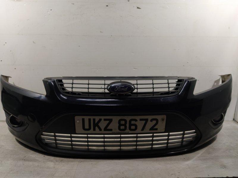 Бампер передний Ford Focus 2 2008-2011 УНИВЕРСАЛ 1.8L DURATEC/QQDB 2008 (б/у)