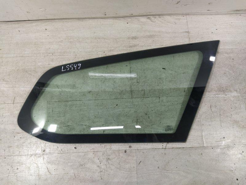 Стекло кузовное глухое заднее правое Ford Focus 2 2008-2011 УНИВЕРСАЛ 1.8L DURATEC/QQDB 2008 (б/у)