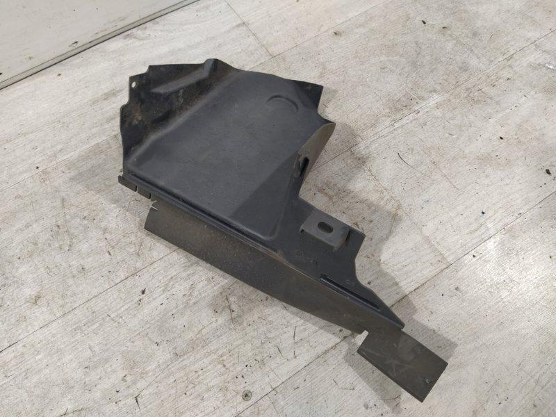 Воздуховод радиатора правый Ford Focus 2 2008-2011 УНИВЕРСАЛ 1.8L DURATEC/QQDB 2008 (б/у)