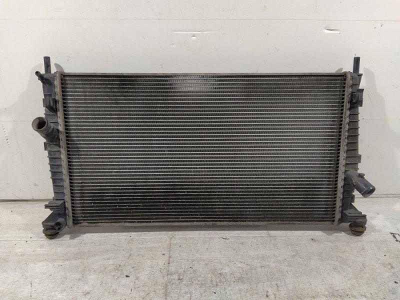 Радиатор охлаждения (основной) Ford Focus 2 2008-2011 УНИВЕРСАЛ 1.8L DURATEC/QQDB 2008 (б/у)