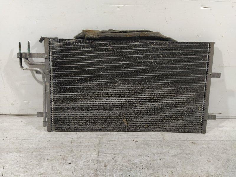 Радиатор кондиционера (конденсер) Ford Focus 2 2008-2011 УНИВЕРСАЛ 1.8L DURATEC/QQDB 2008 (б/у)