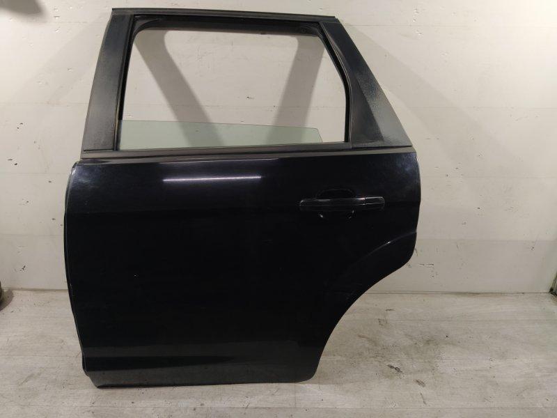 Дверь задняя левая Ford Focus 2 2008-2011 УНИВЕРСАЛ 1.8L DURATEC/QQDB 2008 (б/у)