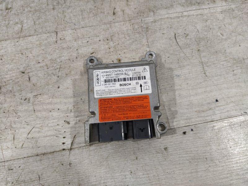 Блок управления air bag Ford Focus 2 2008-2011 УНИВЕРСАЛ 1.8L DURATEC/QQDB 2008 (б/у)