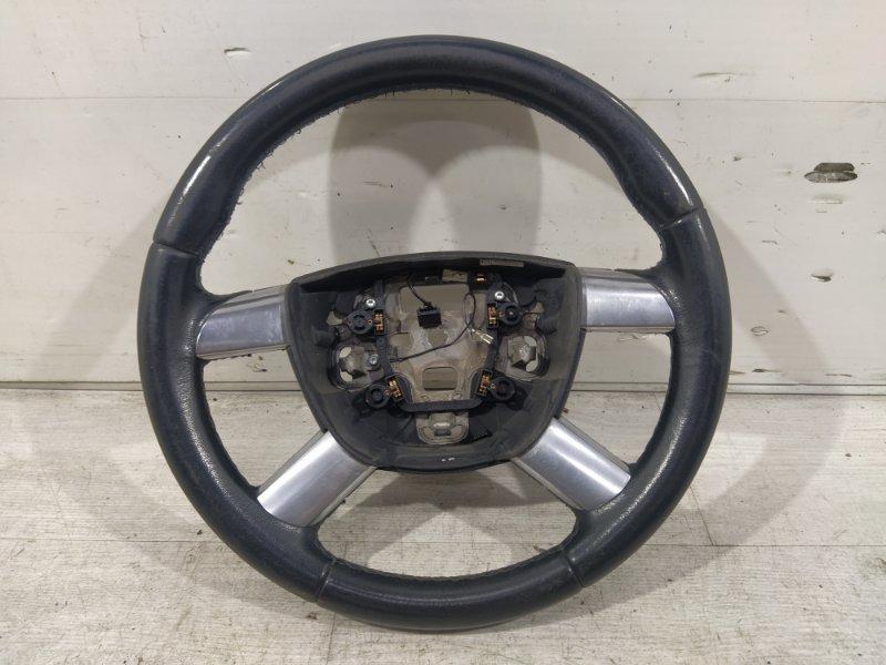 Рулевое колесо Ford Focus 2 2008-2011 УНИВЕРСАЛ 1.8L DURATEC/QQDB 2008 (б/у)