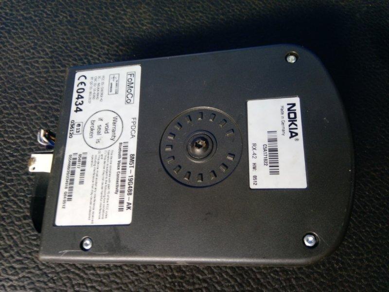 Блок aux usb Ford Galaxy 2006-2015 УНИВЕРСАЛ 2.0L TDCI/QXWA (143Л.С.) 2009 (б/у)