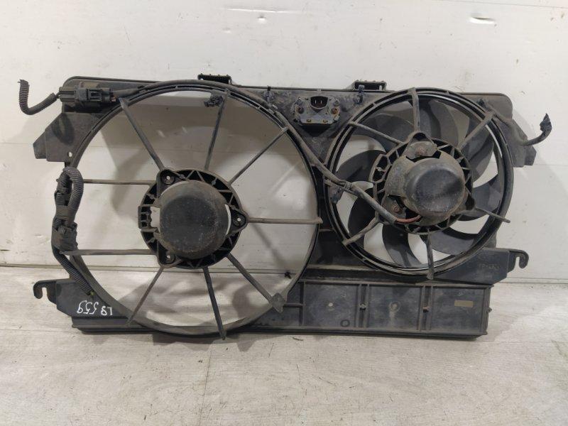 Вентилятор радиатора (в сборе) Ford Transit Tourneo/connect (2002-2013) 1.8L TDCI/BHPA 2004 (б/у)