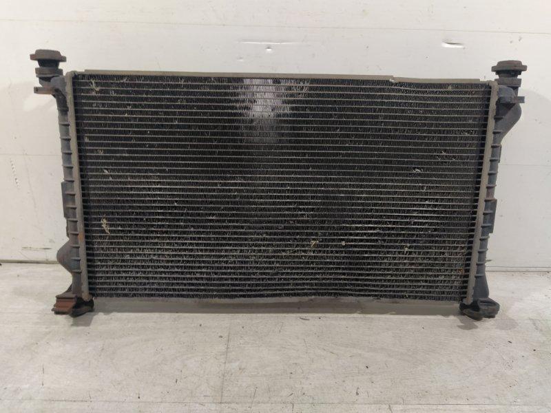 Радиатор охлаждения (основной) Ford Transit Tourneo/connect (2002-2013) 1.8L TDCI/BHPA 2004 (б/у)