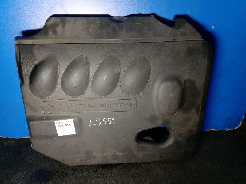 Накладка двигателя декоративная Ford Galaxy 2006-2015 УНИВЕРСАЛ 2.0L TDCI/QXWA (143Л.С.) 2009 (б/у)