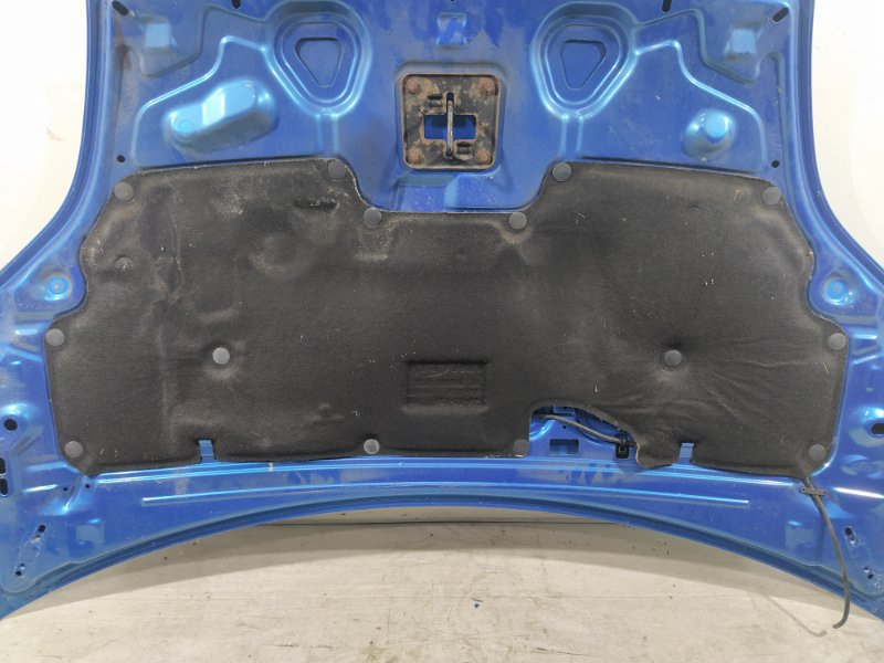 Шумоизоляция капота Ford Fiesta (2001-2008) ХЭТЧБЕК 3 ДВ. 1.4L DURATEC/FXJB 2005 (б/у)