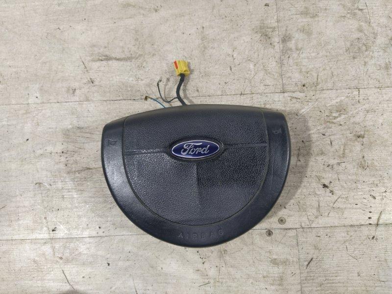 Подушка безопасности (в руль) Ford Fiesta (2001-2008) ХЭТЧБЕК 3 ДВ. 1.4L DURATEC/FXJB 2005 (б/у)