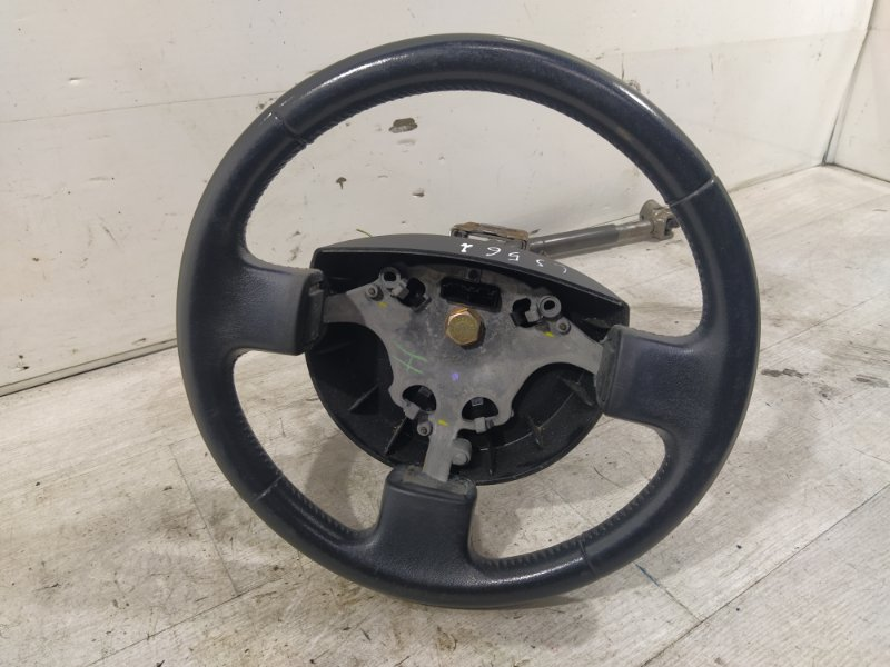 Рулевое колесо Ford Fiesta (2001-2008) ХЭТЧБЕК 3 ДВ. 1.4L DURATEC/FXJB 2005 (б/у)