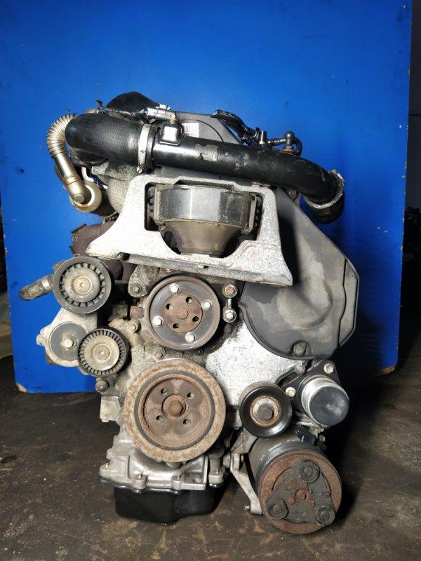 Двигатель (двс) Ford Focus 2 2008-2011 1.8 KKDA (б/у)
