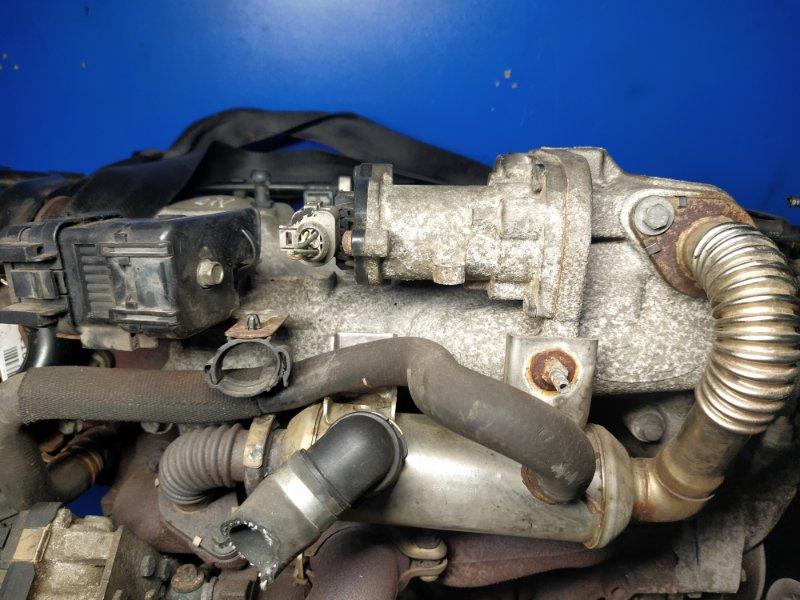 Коллектор впускной Ford Focus 2 2008-2011 1.8 KKDA (б/у)