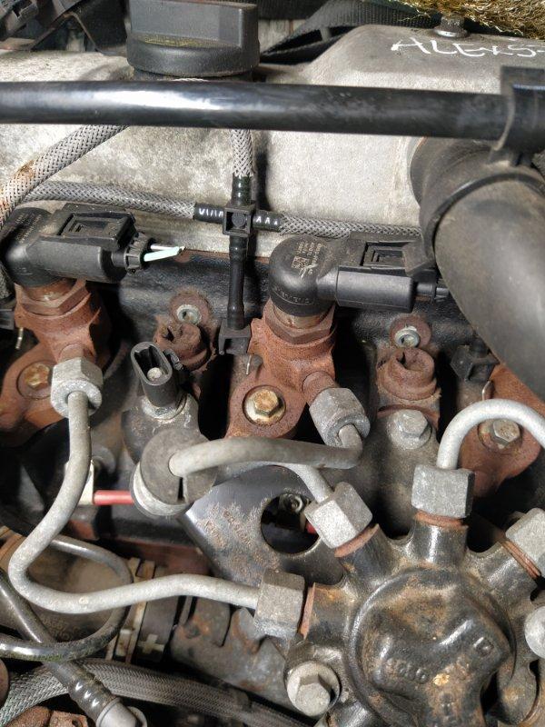 Форсунка дизельная электрическая Ford Focus 2 2008-2011 1.8 KKDA (б/у)