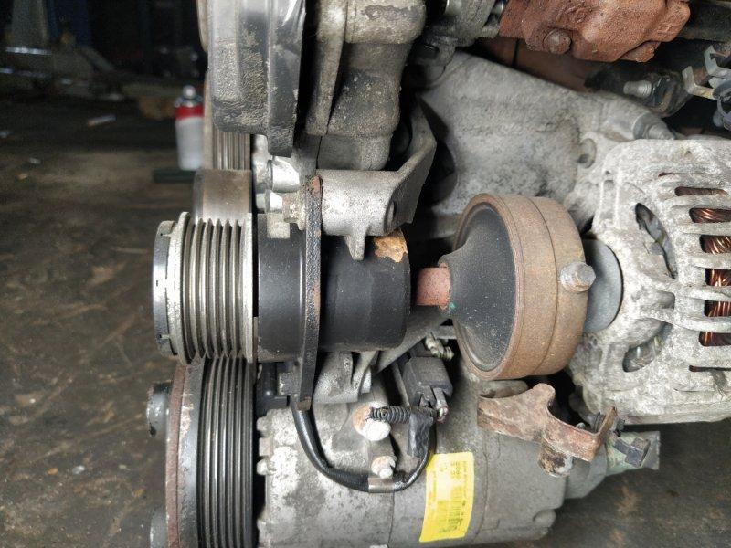 Шкив генератора Ford Focus 2 2008-2011 1.8 KKDA (б/у)