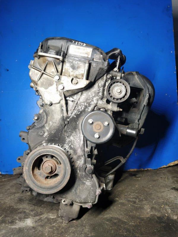 Двигатель (двс) Ford Focus 2 2008-2011 УНИВЕРСАЛ 1.8L DURATEC/QQDB 2008 (б/у)