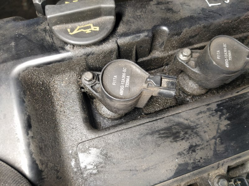 Катушка зажигания Ford Focus 2 2008-2011 УНИВЕРСАЛ 1.8L DURATEC/QQDB 2008 (б/у)
