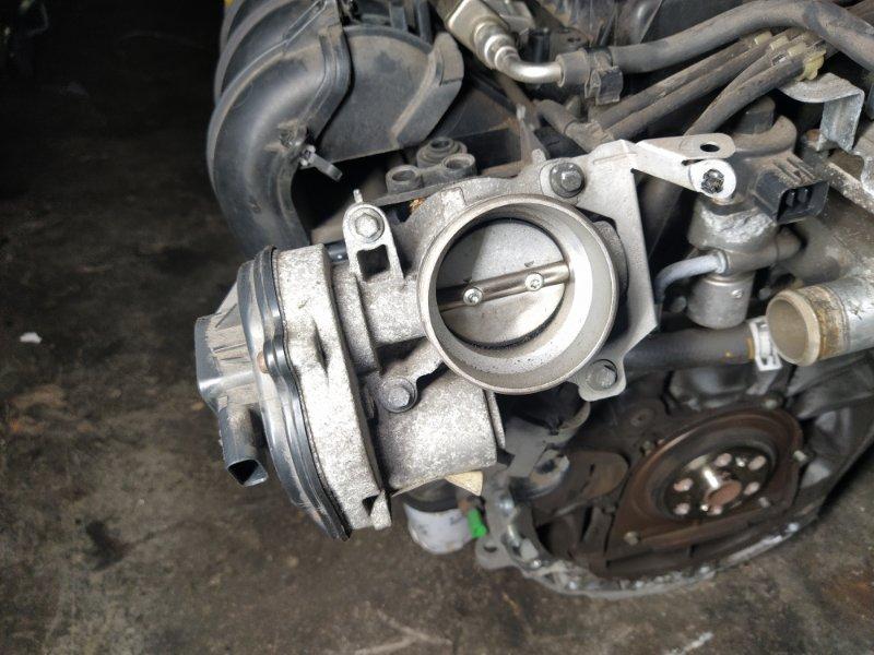 Дроссельная заслонка Ford Focus 2 2008-2011 УНИВЕРСАЛ 1.8L DURATEC/QQDB 2008 (б/у)