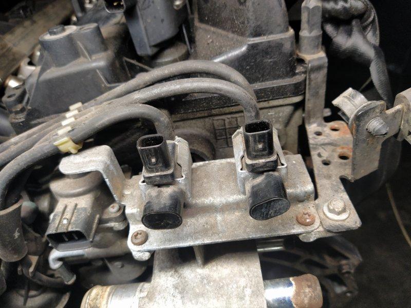 Клапан электромагнитный Ford Focus 2 2008-2011 УНИВЕРСАЛ 1.8L DURATEC/QQDB 2008 (б/у)