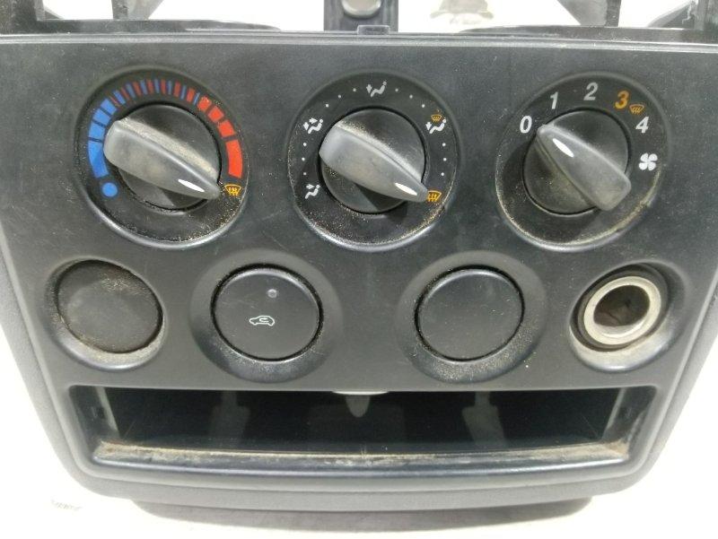 Блок управления отопителем Ford Transit Tourneo/connect (2002-2013) 1.8L TDCI/KKDA 2009 (б/у)