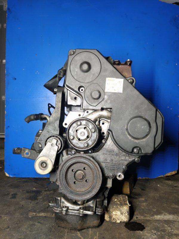 Двигатель (двс) Ford Focus 2 2008-2011 1.8 TDCI/KKDA (б/у)