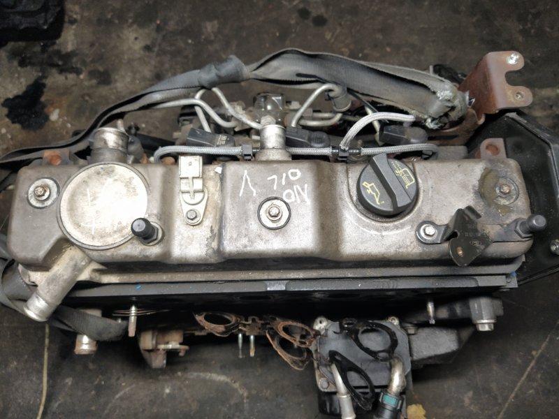 Клапанная крышка Ford Focus 2 2008-2011 1.8 TDCI/KKDA (б/у)