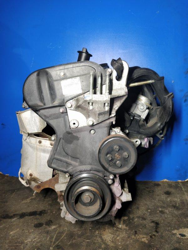 Двигатель (двс) Ford Fiesta (2001-2008) ХЭТЧБЕК 3 ДВ. 1.4L DURATEC/FXJB 2005 (б/у)