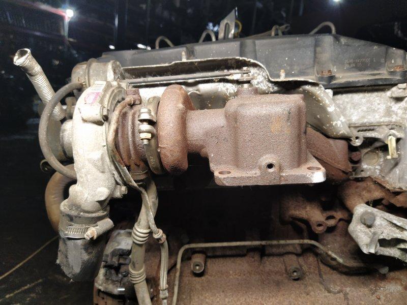 Турбокомпрессор (турбина) Ford Transit (2000-2006) 2.0 TDI/F3FA (85 Л.С.) (б/у)