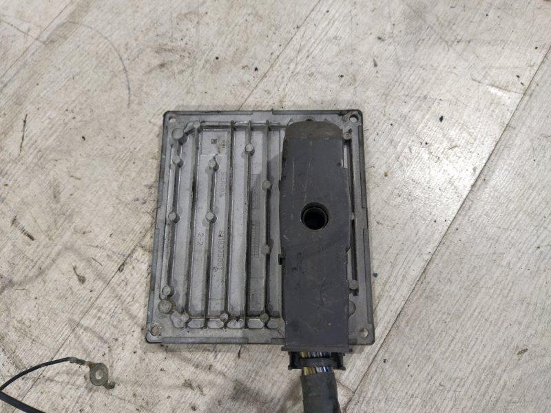 Блок управления двигателем Ford Fiesta (2001-2008) ХЭТЧБЕК 3 ДВ. 1.4L DURATEC/FXJB 2005 (б/у)