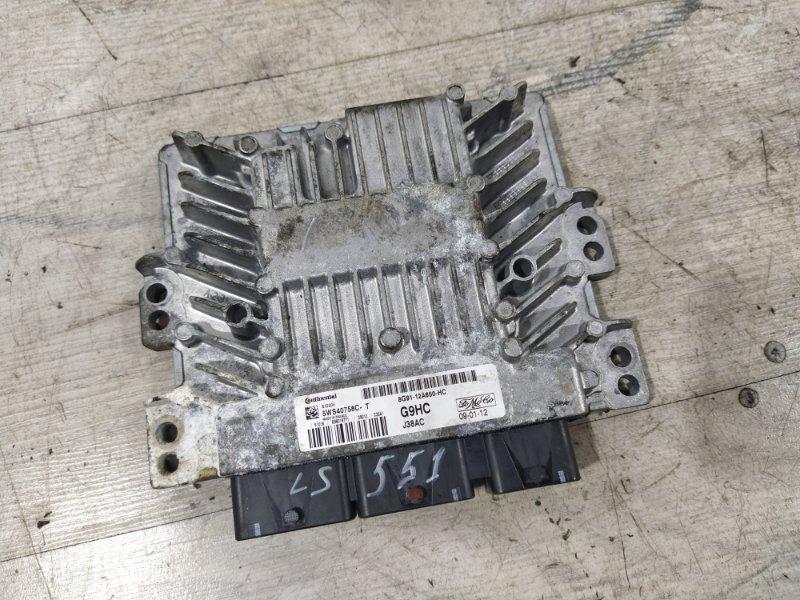 Блок управления двигателем Ford Galaxy 2006-2015 УНИВЕРСАЛ 2.0L TDCI/QXWA (143Л.С.) 2009 (б/у)