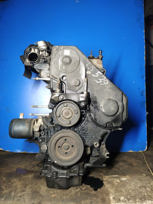 Двигатель (двс) Ford Transit Tourneo/connect (2002-2013) 1.8L TDCI/KKDA 2009 (б/у)