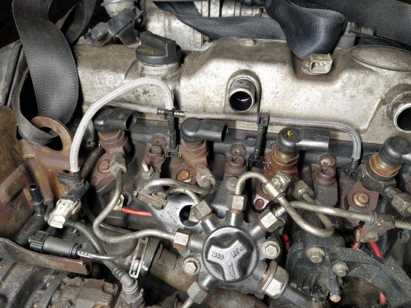 Трубка топливная (обратка) Ford Transit Tourneo/connect (2002-2013) 1.8L TDCI/KKDA 2009 (б/у)