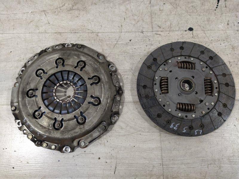 Комплект сцепления Ford Transit Tourneo/connect (2002-2013) 1.8L TDCI/KKDA 2009 (б/у)