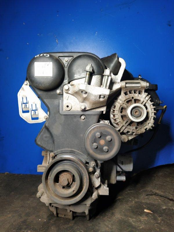Двигатель (двс) Ford Focus 3 (2011>) УНИВЕРСАЛ 1.6L DURATEC/PNDA 2011 (б/у)