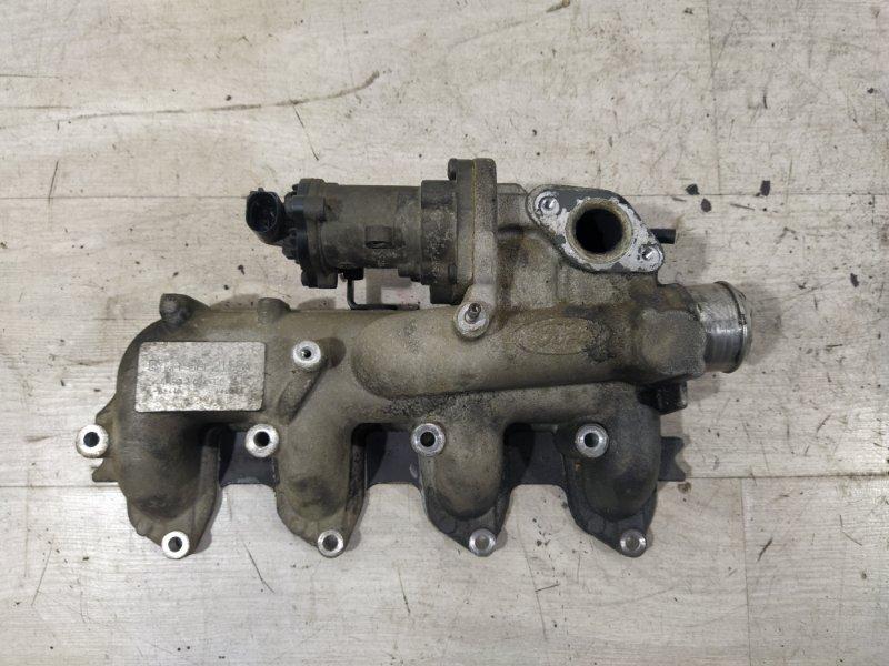 Коллектор впускной Ford S-Max 2006- 1.8L /QYWA/QYWB (б/у)