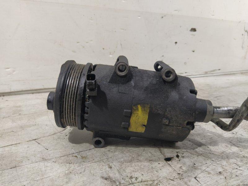Компрессор кондиционера Ford S-Max 2006- 1.8L /QYWA/QYWB (б/у)